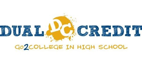 Dual Credit Testing 2019-2020 tickets