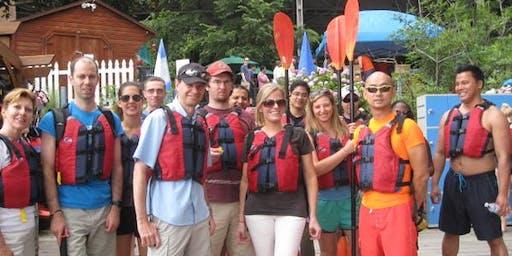 Kayaking + Fun