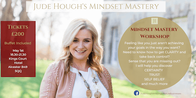Mindset Mastery with Jude Hough