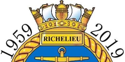 60e anniversaire du CCMRC 168 Richelieu