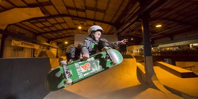 Dynamix Skatepark Twi-lates and Late Show