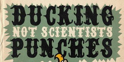 PBR#4 - Ducking Punches + Not Scientists + Corbillard + Chump