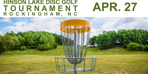 Hinson Lake Disc Golf Tournament Singles And Captain S Choice Events