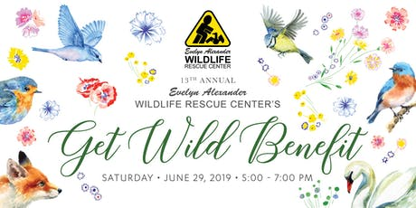 13th Annual Get Wild Benefit tickets