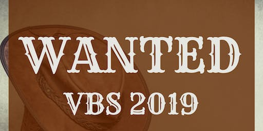 PVPC VBS 2019 Volunteer Sign Up