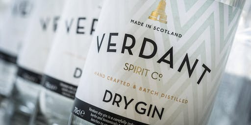 Meet the Maker: Verdant Gin