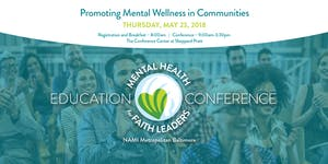 Mental Health Education Conference for Faith Leaders