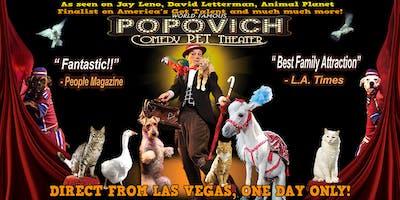 Peterborough - World Famous Popovich Comedy Pet Theater