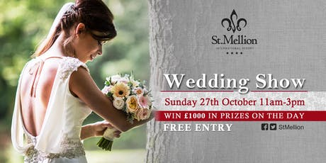 St Mellion Wedding Show October 2019 tickets