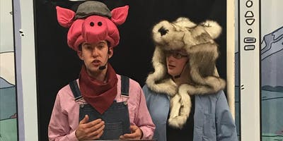 ""\""""The Three Little Pigs and B.B. Wolfe"""": A FREE Eco-Inspired Musical Theatre Show""400|200|?|en|2|8b7b669ba1a7109bc19dceb626a82ab1|False|UNLIKELY|0.3708708584308624