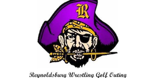 2nd Annual Reynoldsburg wrestling Golf outing