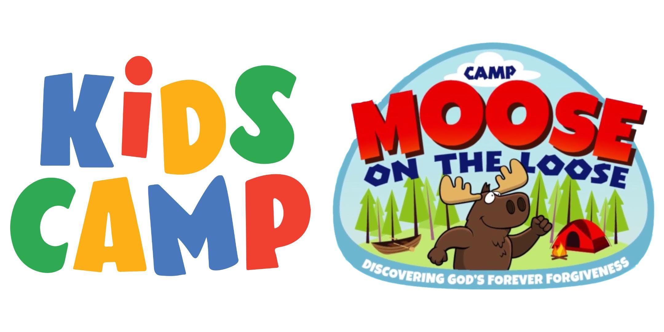 Kids Camp: Moose on the Loose
