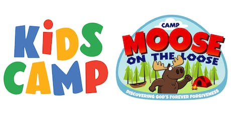 Kids Camp: Moose on the Loose tickets