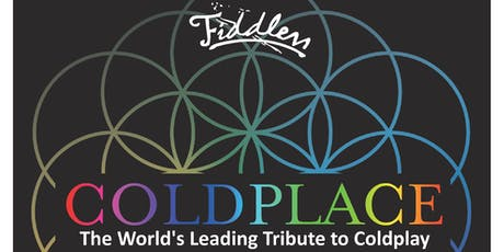 The World's Leading Tribute To Coldplay - Coldplace tickets