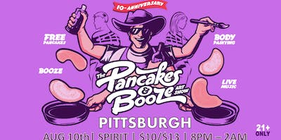 The Pittsburgh Pancakes & Booze Art Show