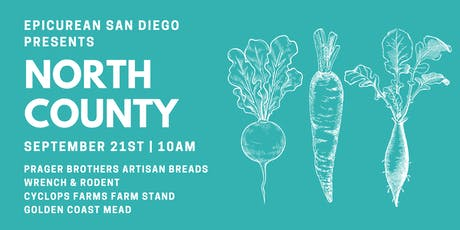 North County Culinary Tour tickets