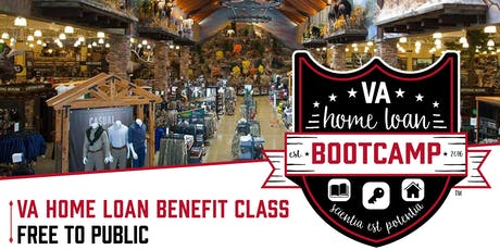 VA Home Loan Bootcamp Lacey tickets