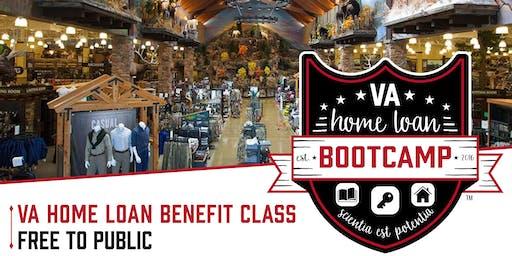 VA Home Loan Bootcamp Lacey