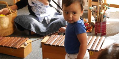 Free Trial of Music Class for Babies and Toddlers!