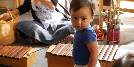 Free Trial of Music Class for Babies and Toddlers!  tickets