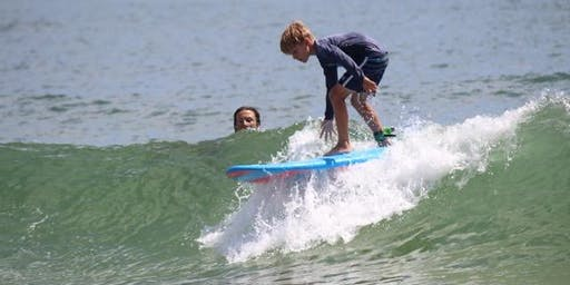 Surf Camp (ages 9 - 15)