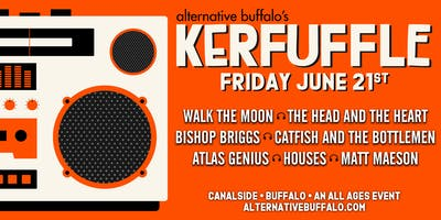 Alternative Buffalo's Kerfuffle 2019 presented by The Riide App