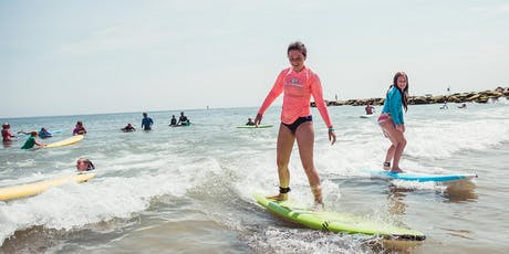 All Girls Surf Camp tickets