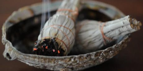 Sacred Smudging tickets