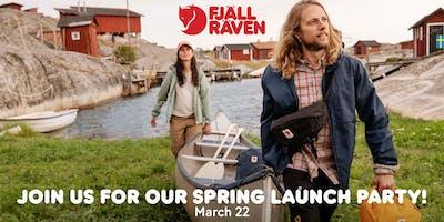 Fjällräven Spring - Summer Launch Party