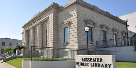 Bessemer Public Library Local Author Extravaganza - 5th Annual tickets