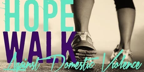 4th Annual Hope Walk Against Domestic Violence tickets