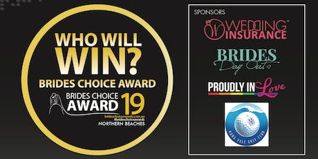 Northern Beaches Brides Choice Awards Gala Cocktail Party 2019 tickets