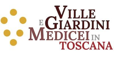 Giornata ICOMOS - Concerto Trio Jazz alla Villa Medicea di Poggio a Caiano