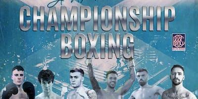 Professional Championship Boxing