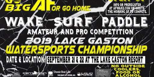 Lake Gaston Watersports Championship
