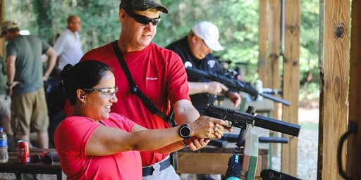 NRA Basic Pistol blended course