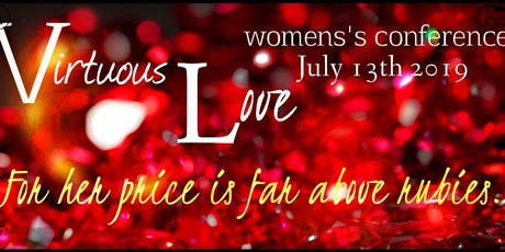 Virtuous Love Women's Conference tickets