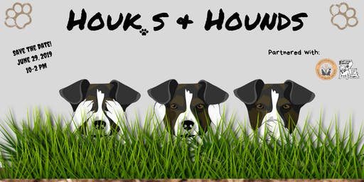 Houk's & Hounds: Dog Adoption Day