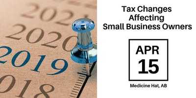 Tax Changes Affecting Small Business