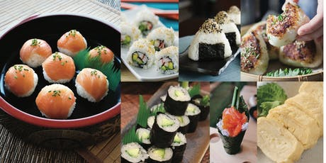 Lilian's Kitchen Sushi Cooking Class/Daytime tickets