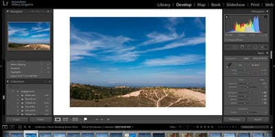Photo Editing using Adobe Lightroom
