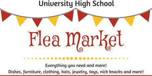 U-High Flea Market Spring 2019!
