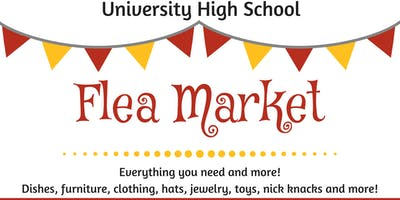 U-High Flea Market Spring 2019!