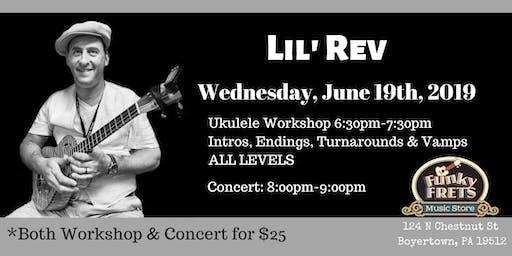 Lil' Rev Summer Tour