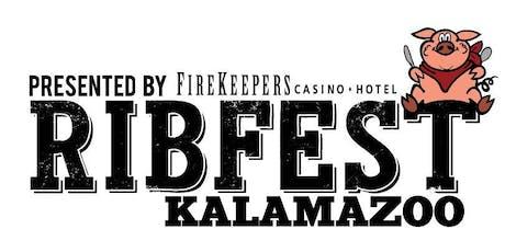 Kalamazoo Ribfest 2019 tickets
