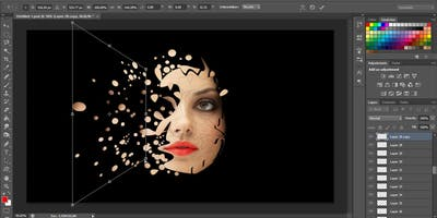 Design a Business Card using Adobe Photoshop