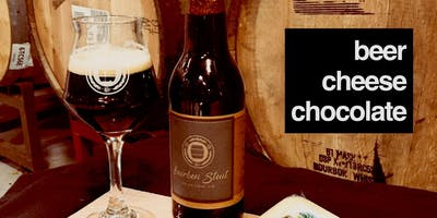 Beer, Cheese, and Chocolate!