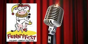 SUNDAY June 9 - Festival Wrap Comedy Party Show - 19th...