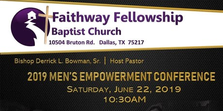 Men's Empowerment Conference tickets
