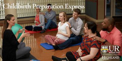Childbirth Preparation Express, Saturday 6/1/19